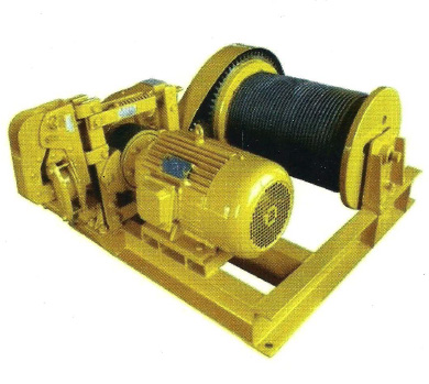 Indian Electric Operated Winches