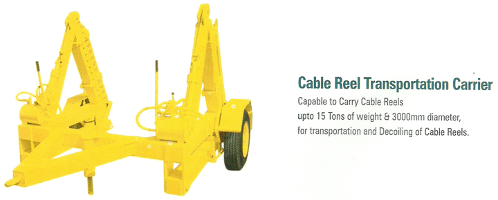 Cable Rell Transportation Carrier
